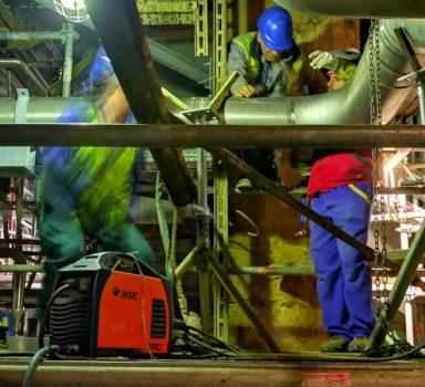 Изграждане & заваряване на тръбопроводи – Монди Стамболийски
