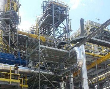 Изграждане на комплекс за преработка на тежки остатъци – Лукойл Нефтохим