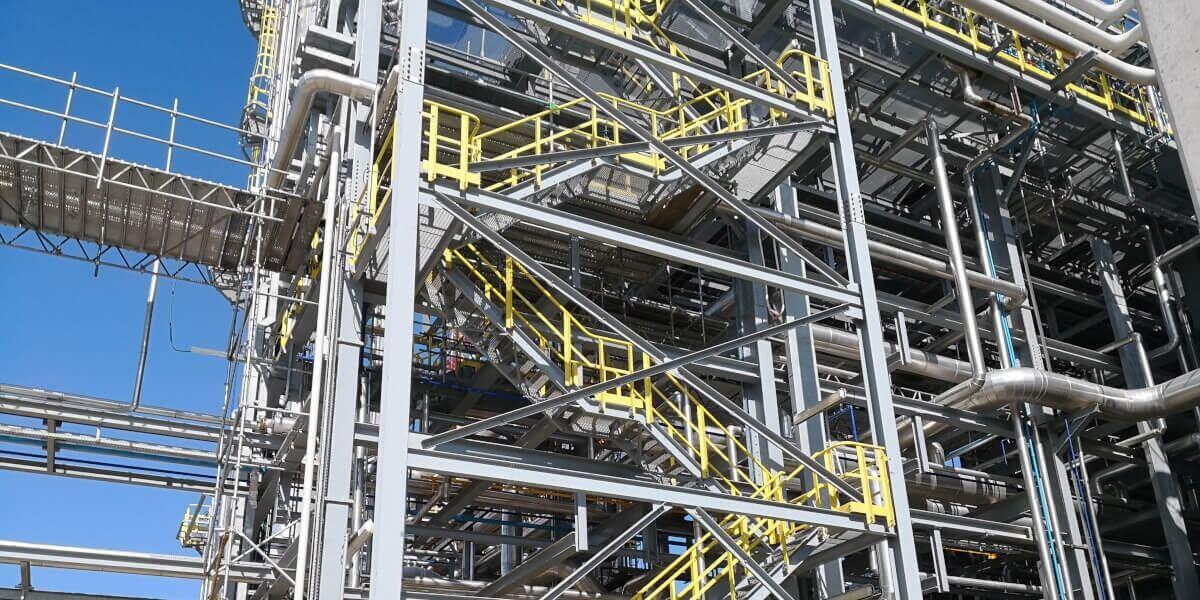 Планов ремонт на Лукойл Нефтохим - 3